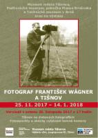 Fotograf František Wágner a Tišnov