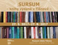 Sursum – knihy vydané v Tišnově