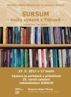Sursum – knihy vydané v Tišnové
