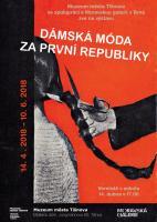 Dámská móda za první republiky