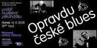 Opravdu české blues