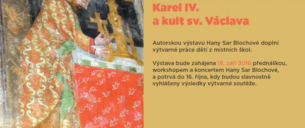 Karel IV. a kult sv. Václava